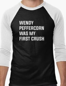 Wendy Peffercorn - Sandlot Design Men's Baseball ¾ T-Shirt