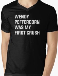 Wendy Peffercorn - Sandlot Design Mens V-Neck T-Shirt