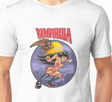Roller Derby Vampirella Unisex T-Shirt
