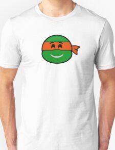 Emoji Michelangelo - Happy T-Shirt