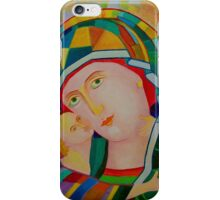 Vladimir Russian holy icon iPhone Case/Skin