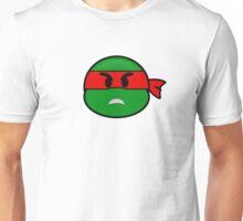 Emoji Raphael - Angry Unisex T-Shirt