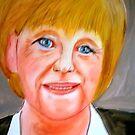 Angela Merkel by Rusty  Gladdish