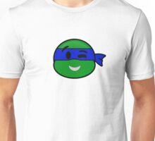 Emoji Leonardo - Wink Unisex T-Shirt