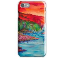 Arwen Rescues Frodo from the Nazgul iPhone Case/Skin