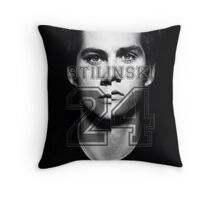 teenwolf Throw Pillow
