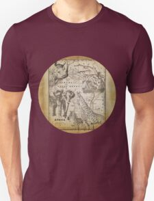 Vintage Africa Unisex T-Shirt