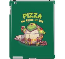Teenage Mutant Ninja Turtles - Fat Michelangelo iPad Case/Skin