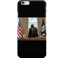 The President iPhone Case/Skin