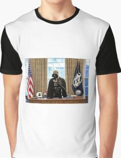 The President Graphic T-Shirt