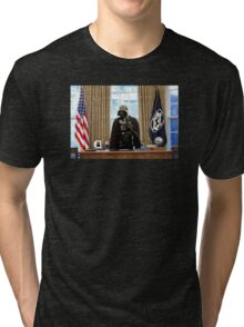 The President Tri-blend T-Shirt