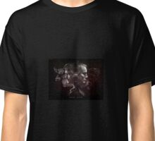 Hannibal Lecter and Will Graham - Mirror Classic T-Shirt