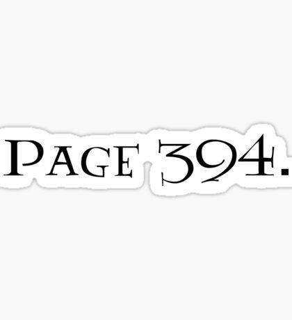 Page 394. Sticker