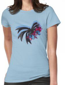 Dragon Rush Womens Fitted T-Shirt