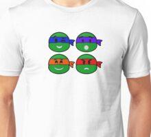 Emoji's TMNT v2 Unisex T-Shirt