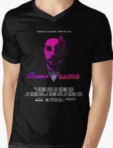 Occams Laser movie poster  Mens V-Neck T-Shirt