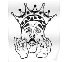 Kingstache  Poster