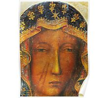 Our Lady of Czestochowa, Black Madonna Poland, Catholic icon Poster