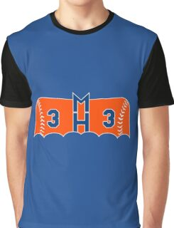 Dark Knight Harvey In Orange Graphic T-Shirt