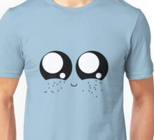 Happy smilling Unisex T-Shirt