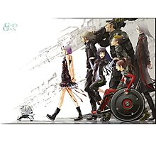 Guilty Crown - Undertaker Photographic Print