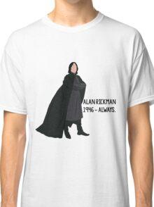 Snape - Tribute to Alan Rickman Classic T-Shirt