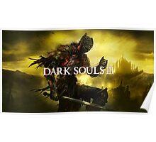Dark Souls 3 Poster