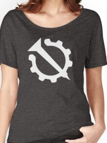 Hello Internet Official Flag (Nail and Gear) Women's Relaxed Fit T-Shirt