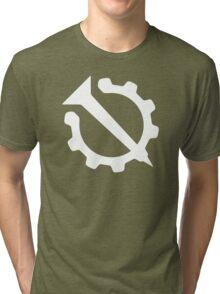 Hello Internet Official Flag (Nail and Gear) Tri-blend T-Shirt