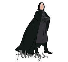 Snape - Always Photographic Print