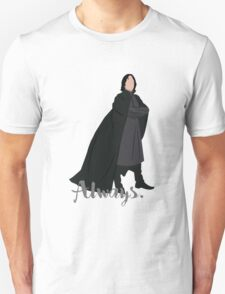 Snape - Always Unisex T-Shirt
