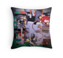 Flying Lesson Throw Pillow