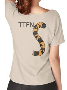 ttfn Women's Relaxed Fit T-Shirt