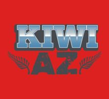 KIWI AZ (new in Blue) Kids Tee