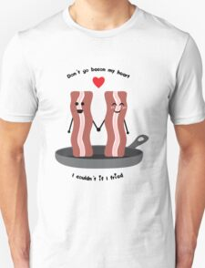 Bacon Valentine T-Shirt