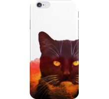 Wrath of Cat iPhone Case/Skin