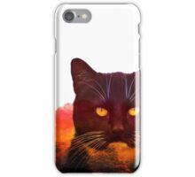 Wrath of Cat iPhone Case/Skin
