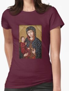 Polish Virgin Mary holy icon T-Shirt