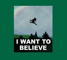 I Want To Belive (Leprechaun) Unisex T-Shirt