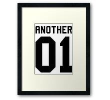 Another 01 Framed Print