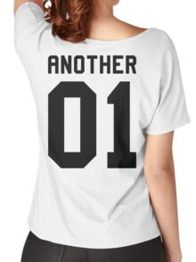 Another 01 Women's Relaxed Fit T-Shirt