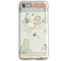 Was all a stage play iPhone Case/Skin