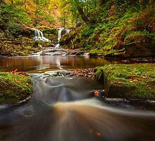 Water Arc Foss/Thomason Foss Falls by Ebor-Images