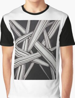 Abstract line design Graphic T-Shirt