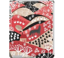 Wolf's Promise Land iPad Case/Skin