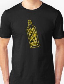 BOTTLE GOLD T-Shirt