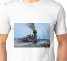 Steam Engine Train Unisex T-Shirt