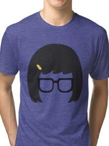 Tina Silhouette Tri-blend T-Shirt