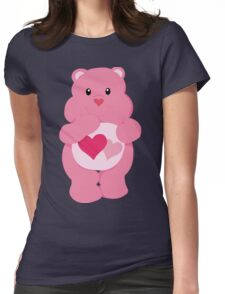 Care Bear Love Womens Fitted T-Shirt