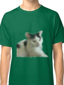 Blurry Kitty The Kat Classic T-Shirt